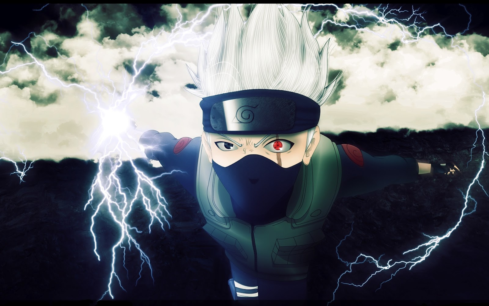 Wallpaper Kakashi Naruto
